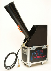 confetti machine rentals